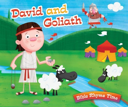 By Compiled by Barbour Staff DAVID AND GOLIATH (Bible Rhyme Time) (Brdbk) [Board book] pdf epub