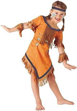 Rubies- Disfraz de indio Cherokee, S (3-4 años) (Rubies Spain ...