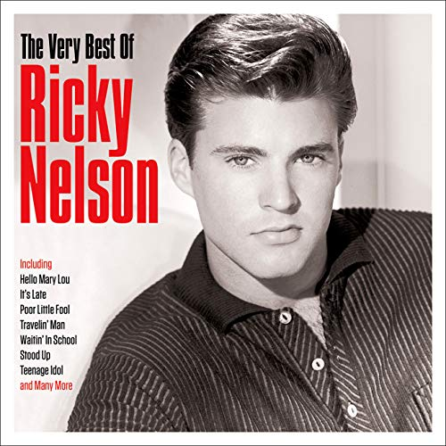 60 Greatest Hits of Ricky Nelson (3 CD Boxset)
