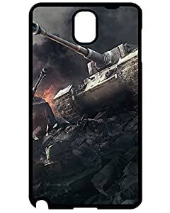 Best New Arrival Samsung Galaxy Note 3 Case World Of Tanks Case Cover 5297626ZA810251889NOTE3