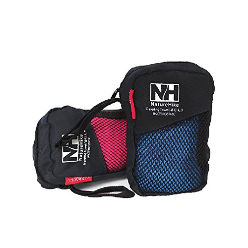 Price comparison product image Meanhoo New NatureHike Traveling Quick-drying Bacteriostatic Towel Blue