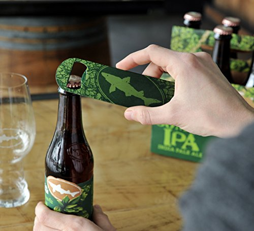 Dogfish Head Brewery - Limited Edition 20th Anniversary Bartender Opener - Extra Large (River Limited Edition)