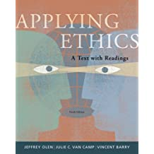 Amazon julie van camp books applying ethics a text with readings fandeluxe Choice Image