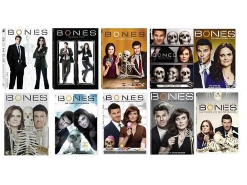 Bones Season 1-10 Bundle (Bones Season 7 Dvd compare prices)