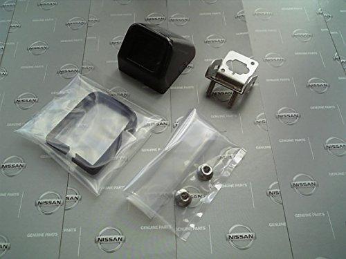 日産純正 K12 マーチ オプション品 バックカメラアタッチメントセット(ダークグレー) MARCH B00LC9GQSS