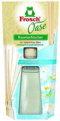 Frosch Oase Raumerfrischer Wasserlilie