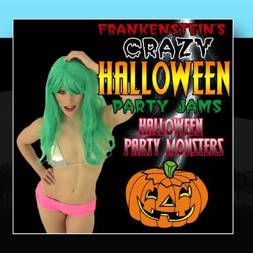 Frankenstein's Crazy Halloween Party Jams