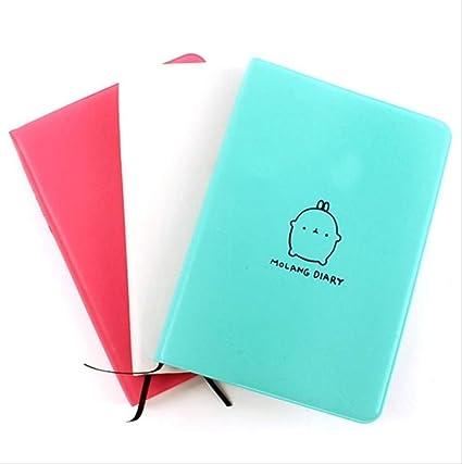 NIMEYM Cuaderno 2019-2020 Lindo Cuaderno de Kawaii de ...