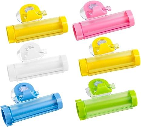 Cream Facial Cleanser Squeezer Bathroom Toothpaste Dispenser Tube Squeezer CO
