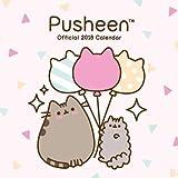 Pusheen Official 2018 Calendar - Square Wall Format Calendar (Calendar 2018)
