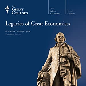 Legacies of Great Economists Lecture