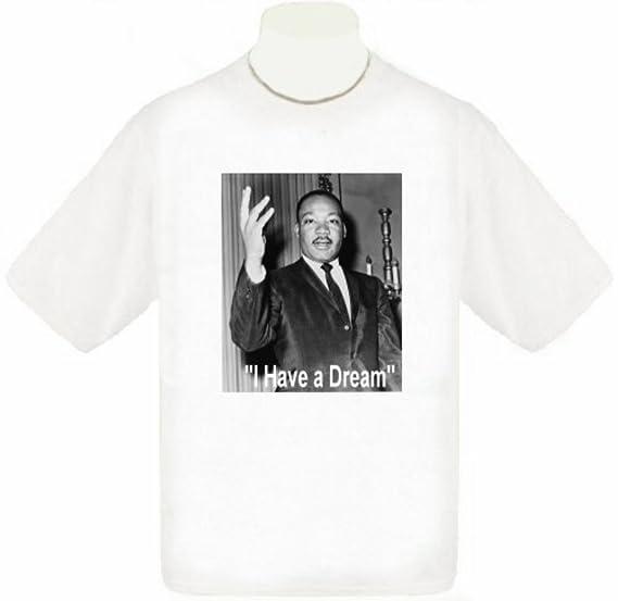 Amazon Com Martin Luther King Jr T Shirt Clothing