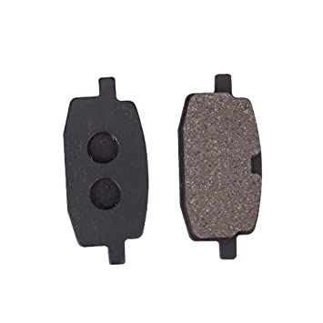 Amazon.com: shamofeng Brake Pads Fit For Chinese GY6 49cc ...