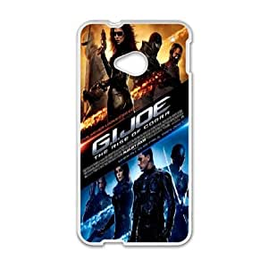 G.I. Joe HTC One M7 Cell Phone Case White K3966847