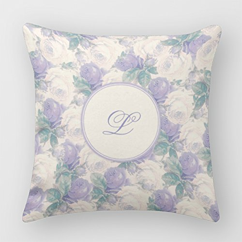 - Square (Set of Two) Throw Pillowcase Sofa Bed Pillow Cover Decorative Cushions (16