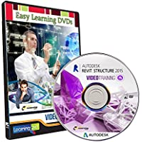 Easy Learning Learn Revit Structure 2015 Video Training (DVD)