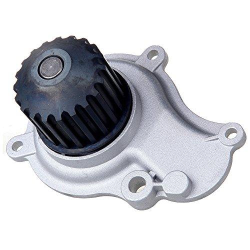 ECCPP Water Pump for Chrysler Cirrus Sebring Convertible L4 2.4L Dodge Caravan Engine L4 2.4L Jeep Liberty Engine L4 2.4L Plymouth Breeze L4 2.4L ()