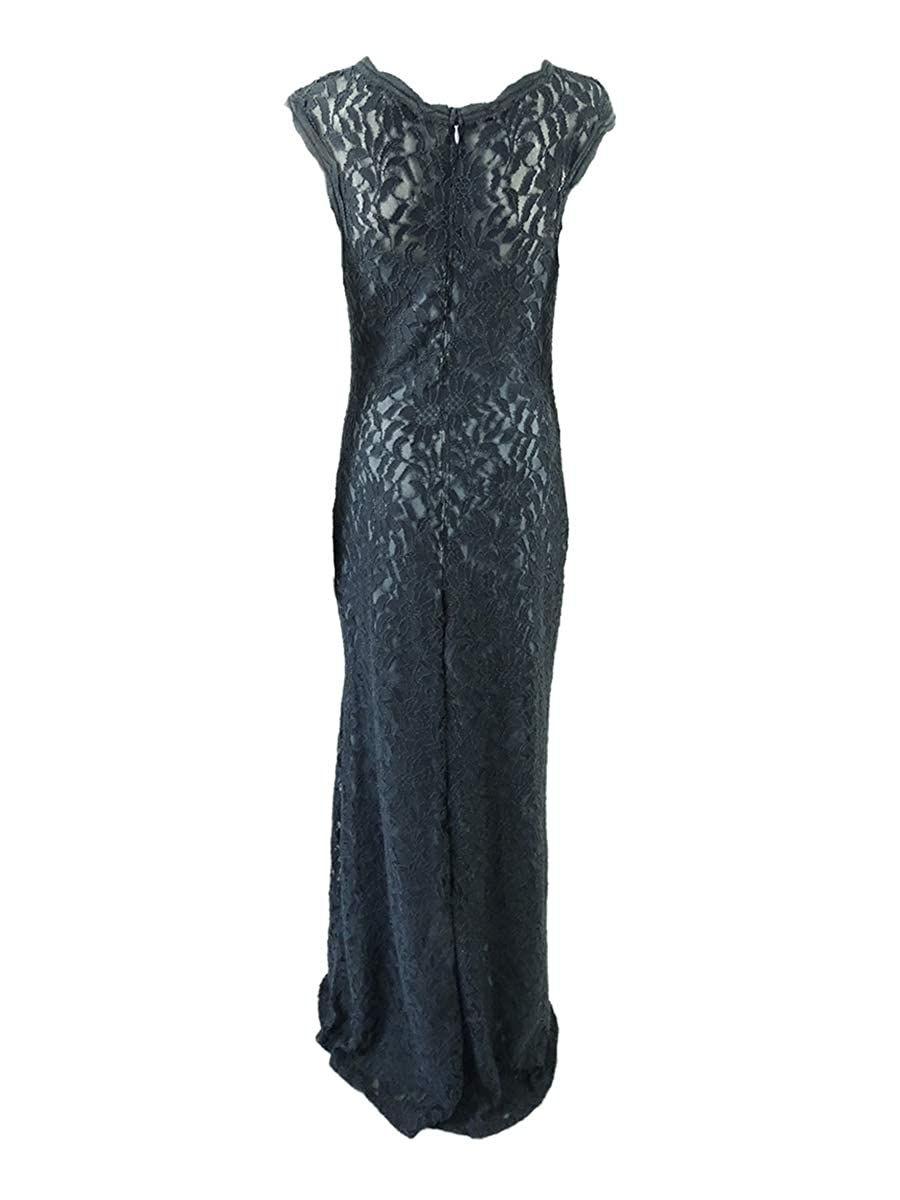 Xscape X Womens Lace Gown