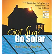 Got Sun? Go Solar: Harness Nature's Free Energy to Heat and Power Your Grid-Tied Home