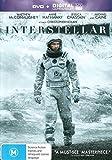Interstellar (Matthew McConaughey) DVD + U.Violet