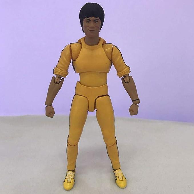 Yang baby Figura de acción de Bruce Lee (Traje Deportivo ...