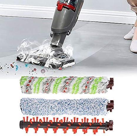 AUNMAS Cepillo para alfombras para Pisos Cepillo Limpiador para ...