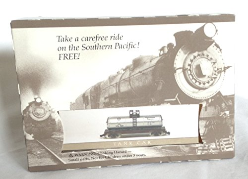 1995 Southern Pacific Railroad N Scale Tank Train Car for sale  Delivered anywhere in USA