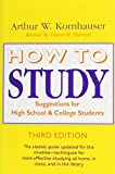 How to Study 9780226451183