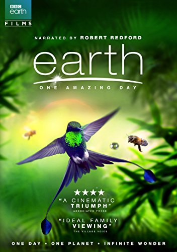 DVD : Earth: One Amazing Day (DVD)