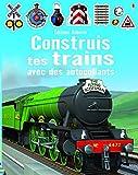 Construis tes trains avec des autocollants