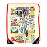 The Coop Evel Knievel Cinch Bag