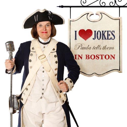 I HEART JOKES: Paula Tells Them in Boston (Wait Wait Don T Tell Me Boston)
