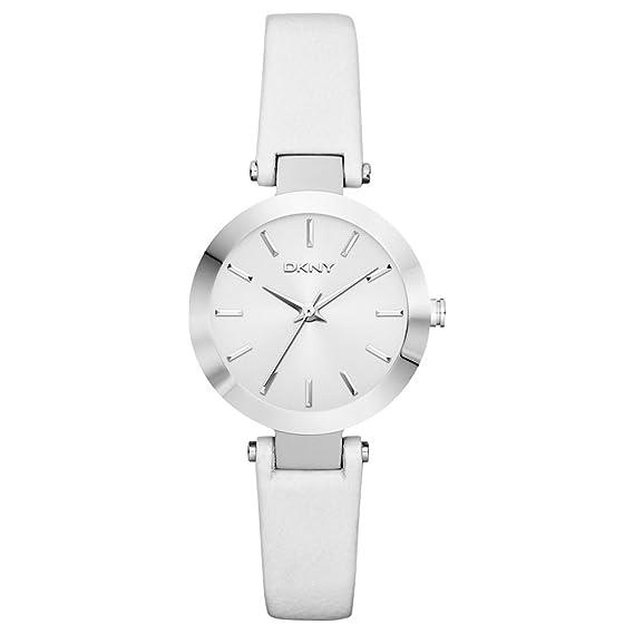 DKNY Reloj analogico para Mujer de Cuarzo con Correa en Acero Inoxidable NY2403: Amazon.es: Relojes
