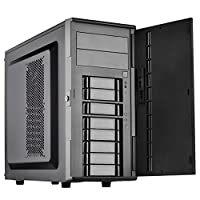 "SilverStone Technology Premium 8-bay 2.5"" Small Form Factor NAS Chassis (CS280B)"