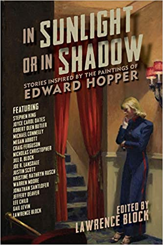 Edward Hopper Shadowed By Light >> In Sunlight Or In Shadow Stories Inspired By The Paintings Of
