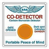 ASAs Carbon Monoxide Detector
