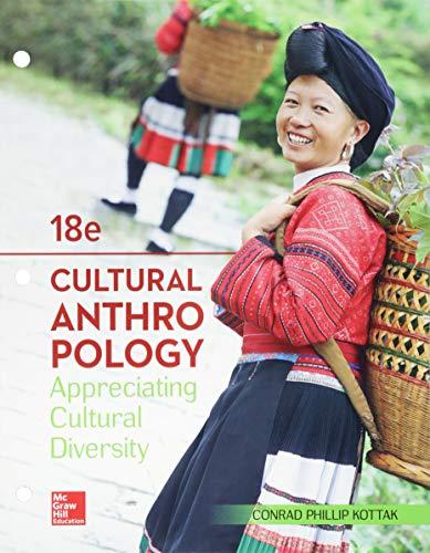Cultural Anthropology Loose Leaf Edition