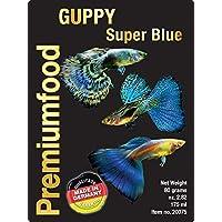 Comida para peces guppy color rojo- Guppyfood Super