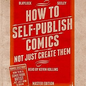 How to Self-Publish Comics Audiobook