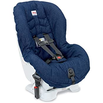 Britax Roundabout Convertible Car Seat New Denim Prior Model