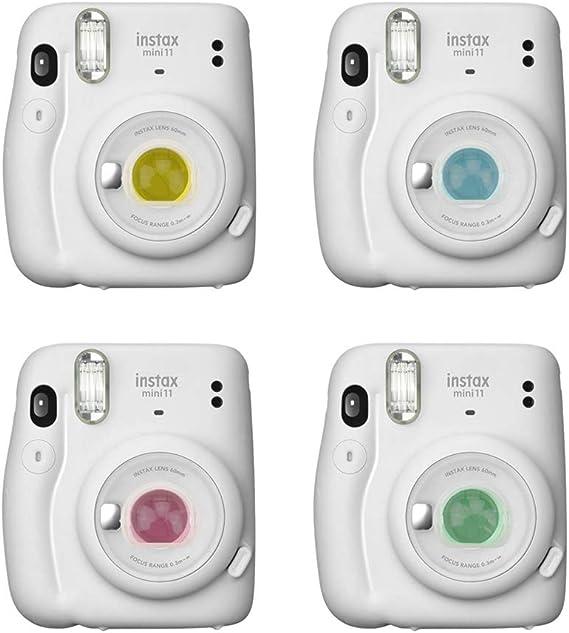 Polaroid 4 Farben Filter Set Kameraobjektiv Zubeh/ör f/ür Fujifilm Instax Mini 90 VBESTLIFE Kameraobjektiv Farbfilter