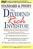 img - for The Dividend Rich Investor: Building Wealth with High-Quality, Dividend-Paying Stocks Paperback October 31, 1998 book / textbook / text book