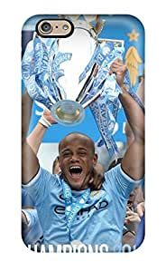 4736286K17981825 Awesome Premiere Leage 2014 Winners Flip Case With Fashion Design For Iphone 6