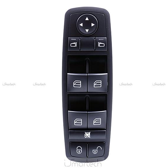 Schema Elettrico Alzacristalli Fiat Grande Punto : Ismartech: pulsantiera interruttore per funzione alzacristalli
