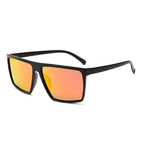 Yangjing-hl Gafas de Sol polarizadas para Hombres Tendencia ...
