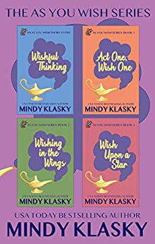 The As You Wish Series by [Klasky, Mindy]