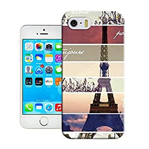 By Shicase The Eiffel Of Romance Four Seasons Tower Unique Designed Hard Tou Case Otterbox For Iphone 5/5s
