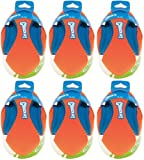 Chuckit Fumble Fetch Toy for Dogs, Small 6pk