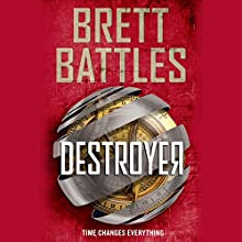 Destroyer: Rewinder, Book 2 Audiobook by Brett Battles Narrated by Vikas Adam