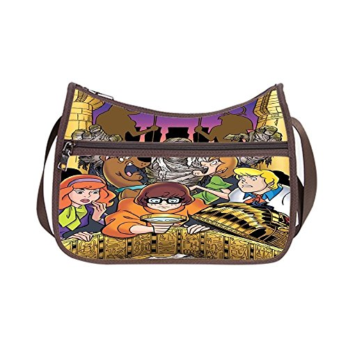 Scooby Doo Messenger Bag - 4